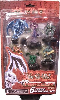 HeroClix: Yu-Gi-Oh! Series One (Series 1) Starter Set Box