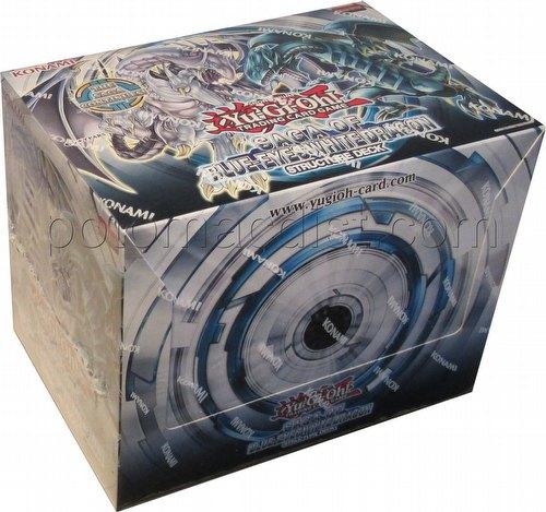 Yu-Gi-Oh: Saga of Blue-Eyes White Dragon Structure Deck Box [Unlimited Edition]