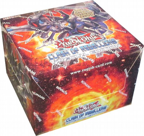 Yu-Gi-Oh: Clash of Rebellions Special Edition Box
