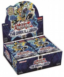 Yu-Gi-Oh: The Dark Illusion Booster Case [1st Edition/12 boxes]