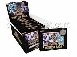 Yu-Gi-Oh: Duelist Saga Display Box