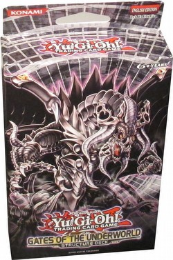 Yu-Gi-Oh: Gates of the Underworld Structure Deck