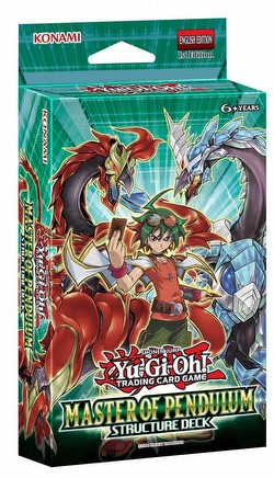 Yu-Gi-Oh: Master of Pendulum Structure Deck Case [12 boxes]