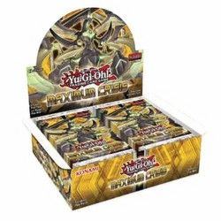 Yu-Gi-Oh: Maximum Crisis Booster Box [1st Edition]