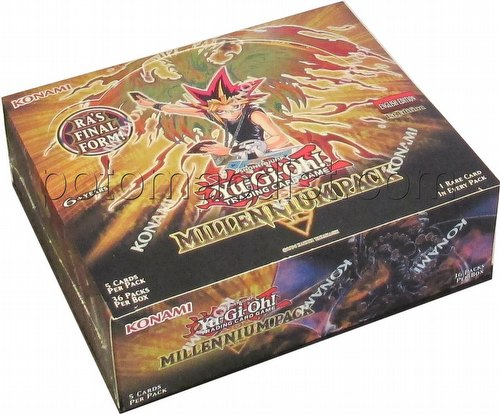 Yu-Gi-Oh: Millennium Pack Booster Box