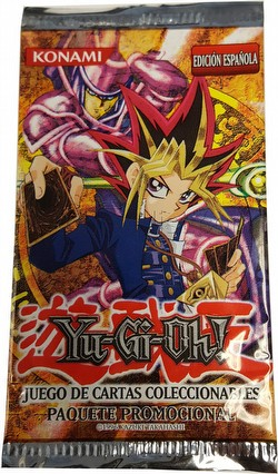 Yu-Gi-Oh: Spanish Promotional Packs/Paquete Promocional [5 packs]
