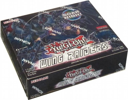 Yu-Gi-Oh: Wing Raiders Booster Box [1st Edition]