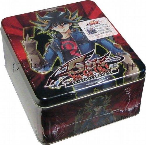 Yu-Gi-Oh: Target Exclusive Nitro Warrior Collectors Tin [2008]