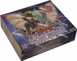 Yu-Gi-Oh: Ancient Prophecy Booster Box