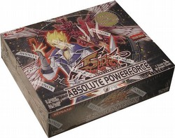 Yu-Gi-Oh: Absolute Powerforce Booster Box [1st Edition]