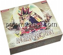 Yu-Gi-Oh: Ancient Sanctuary Booster Box [Unlimited]