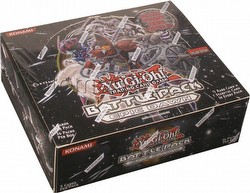 Yu-Gi-Oh: Battle Pack - Epic Dawn Booster Box [Unlimited Edition]