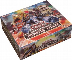 Yu-Gi-Oh: Battle Pack 3 - Monster League Box