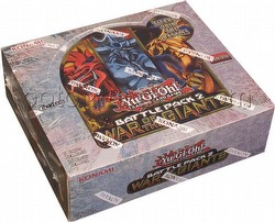 Yu-Gi-Oh: Battle Pack 2 - War of the Giants Booster Box