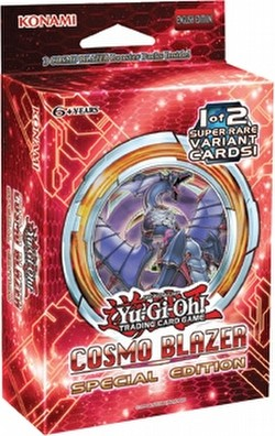Yu-Gi-Oh: Cosmo Blazer Special Edition Box Case [12 boxes]