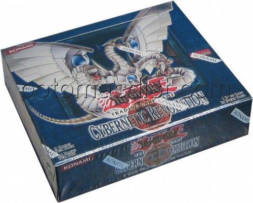 Yu-Gi-Oh: Cybernetic Revolution Booster Box [Unlimited]