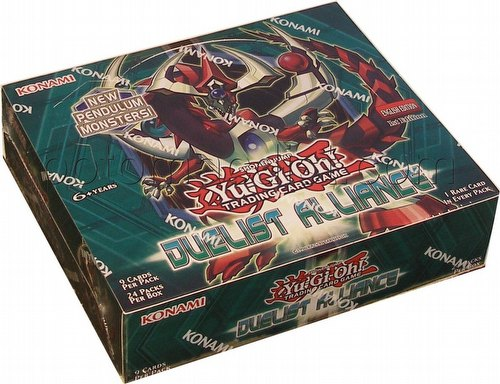 Yu-Gi-Oh: Duelist Alliance Booster Box [1st Edition]