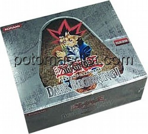 Yu-Gi-Oh: Dark Beginning 1 Booster Box [Unlimited]