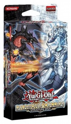 Yu-Gi-Oh: Dragons Collide Structure Deck Case [12 boxes]