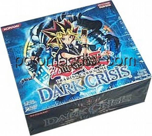 Yu-Gi-Oh: Dark Crisis Booster Box [Unlimited/36 packs]