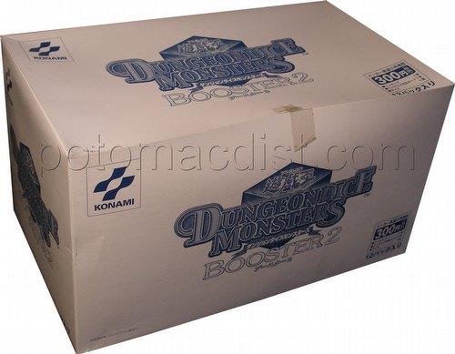 Yu-Gi-Oh: Dungeon Dice Series 2 Booster Box