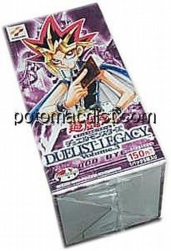 Yu-Gi-Oh: Duelist Legacy 3 Booster Box [Japanese]