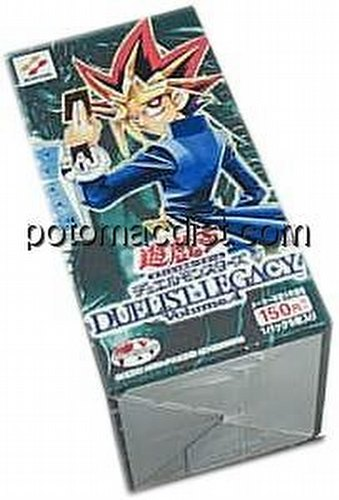 Yu-Gi-Oh: Duelist Legacy 4 Booster Box [Japanese]