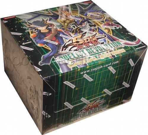 Yu-Gi-Oh: Duelist Revolution Special Edition Box