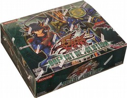 Yu-Gi-Oh: Duelist Revolution Booster Box [Unlimited Edition]