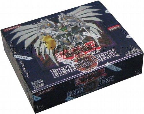 Yu-Gi-Oh: Elemental Energy Booster Box [Unlimited]