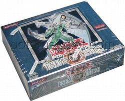 Yu-Gi-Oh: Enemy of Justice Booster Box [1st Edition]