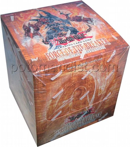 Yu-Gi-Oh: Force of the Breaker Special Edition Box [20 ct]