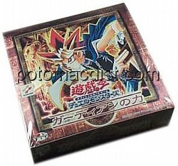Yu-Gi-Oh: Guardian Force Booster Box [Japanese]