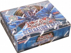 Yu-Gi-Oh: Generation Force Booster Box