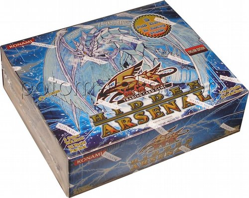 Yu-Gi-Oh: Hidden Arsenal 1 Booster Box