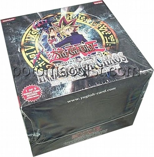 Yu-Gi-Oh: Invasion of Chaos Special Edition Box