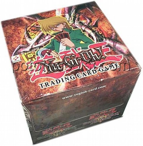 Yu-Gi-Oh: Joey/Pegasus Starter Deck Box [1st Edition]