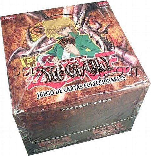 Yu-Gi-Oh: Joey/Pegasus Starter Deck Box [1st Edition/Spanish]