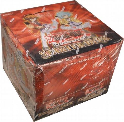 Yu-Gi-Oh: Jaden Yuki/Syrus Truesdale Duel Academy Starter Deck Box [Unlimited Edition]