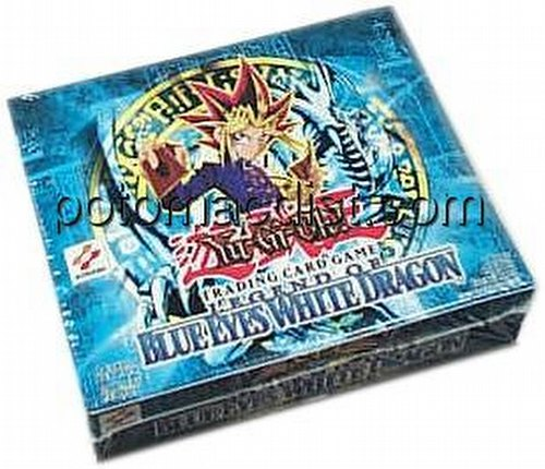 Yu-Gi-Oh: Legend of Blue Eyes White Dragon Booster Box [Unlimited]