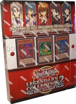 Yu-Gi-Oh: Legendary Collection 2