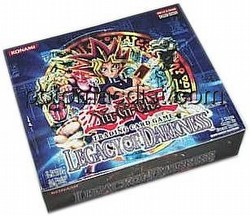 Yu-Gi-Oh: Legacy of Darkness Booster Box [1st Edition]