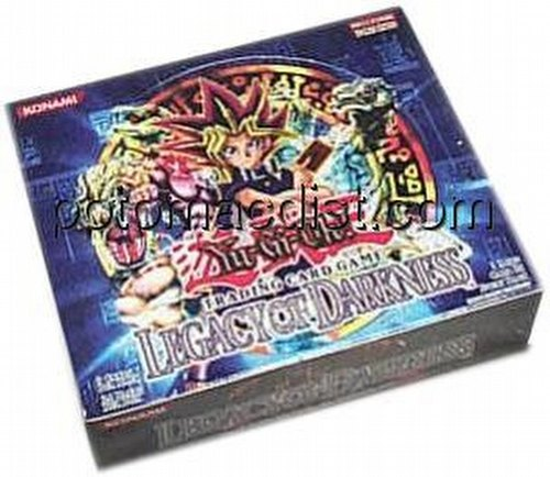 Yu-Gi-Oh: Legacy of Darkness Booster Box [Unlimited]