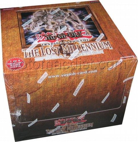 Yu-Gi-Oh: Lost Millennium Special Edition Box