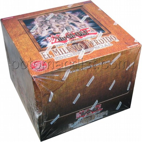 Yu-Gi-Oh: Lost Millennium Special Edition Box [Spanish]