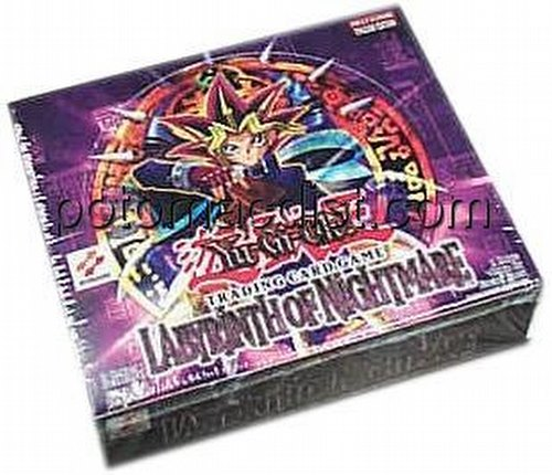 Yu-Gi-Oh: Labyrinth of Nightmare Booster Box [Unlimited]