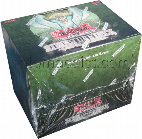 Yu-Gi-Oh: Lord of the Storm Structure Starter Deck Box [1st Edition]