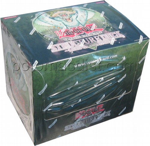 Yu-Gi-Oh: Lord of the Storm Structure Starter Deck Box [Unlimited]