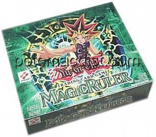 Yu-Gi-Oh: Magic Ruler Booster Box [1st Edition]