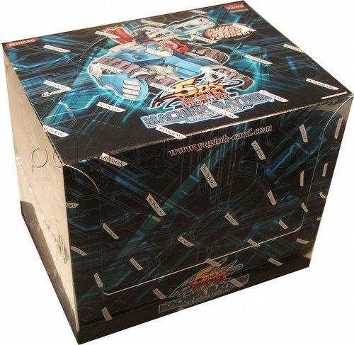 Yu-Gi-Oh: Machina Mayhem Structure Deck Box